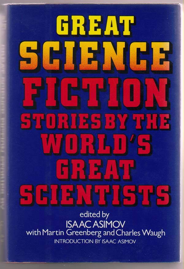 Image for Great Science Fiction Stories by the World's Great Scientists