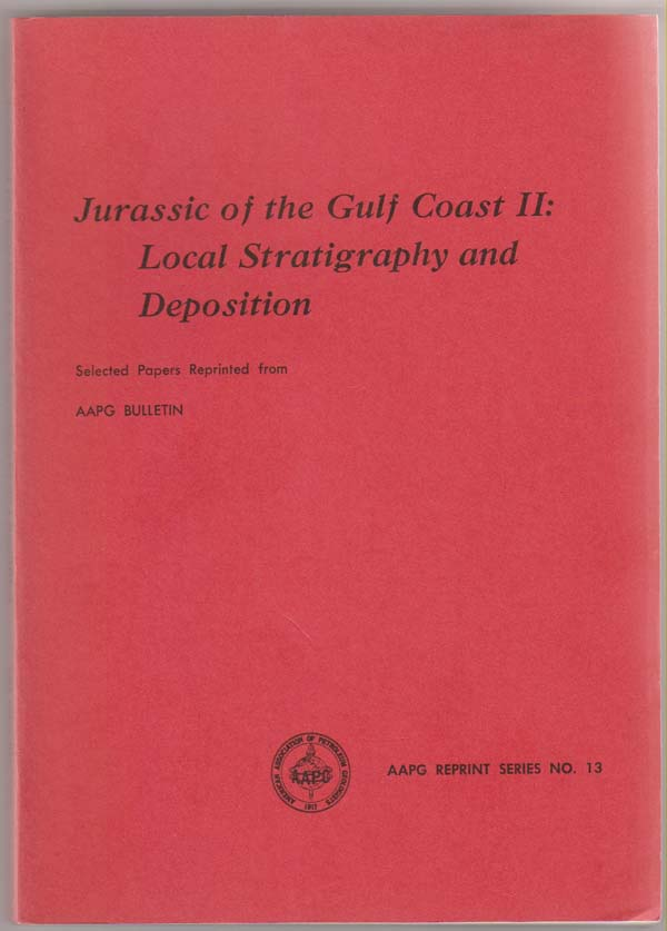 Image for Jurassic of the Gulf Coast II: Local Stratigraphy and Deposition