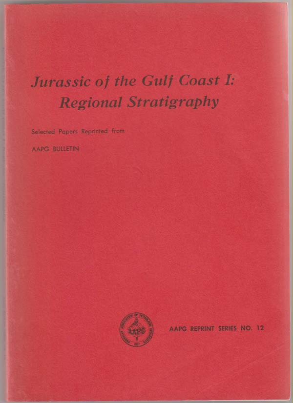 Image for Jurassic of the Gulf Coast I: Regional Stratigraphy