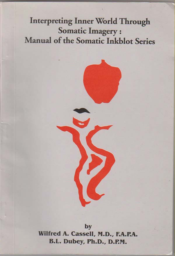 Image for Interpreting Inner World through Somatic Imagery  Manual of the Somatic Inkblot Series