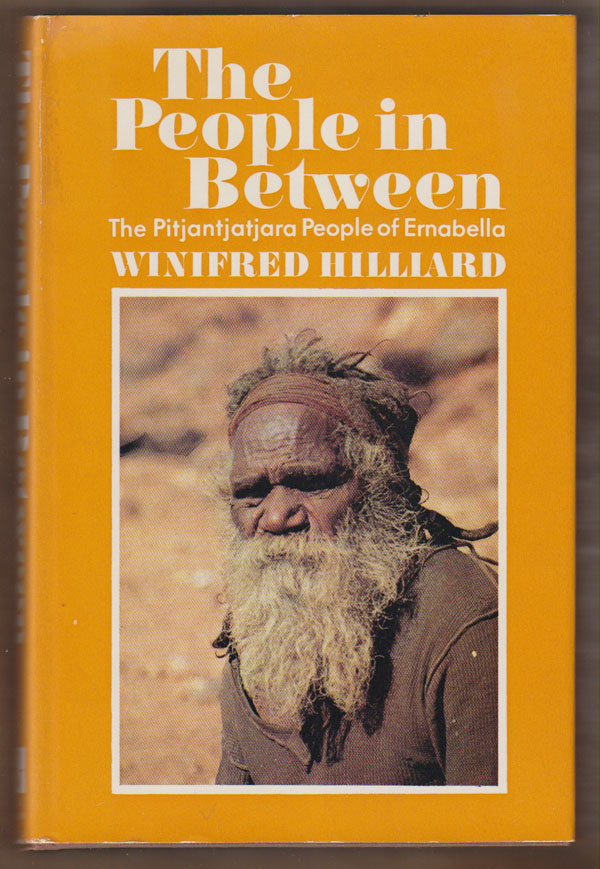 """Image for The People in Between"""" the Pitjantjatjara People of Ernabella The Pitjantjatjara People of Ernabella"""