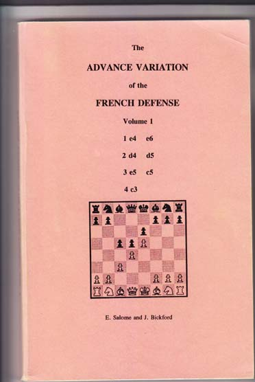 Image for The Advance Variation of the French Defense, Volume 1 (Second Edition)
