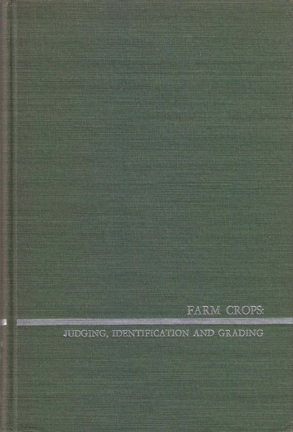 Image for Farm Crops: Judging, Identification and Grading