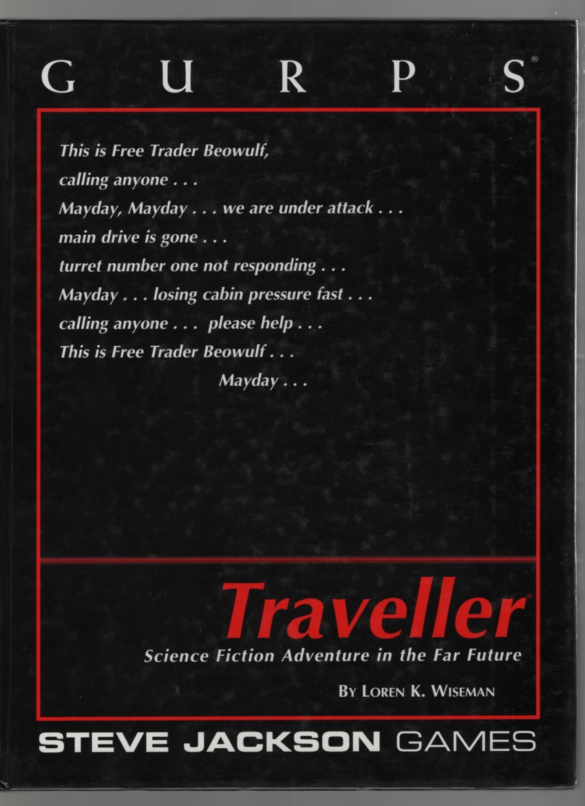 Image for Gurps Traveller:  Science Fiction Adventure in the Far Future