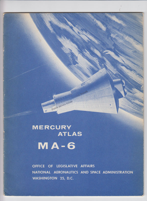 Image for Mercury Atlas MA-6
