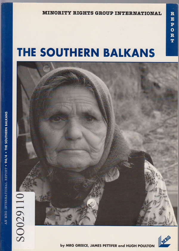 Image for The Southern Balkans