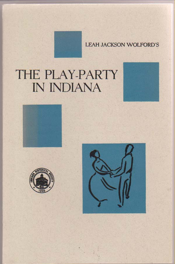 Image for The Play-Party in Indiana