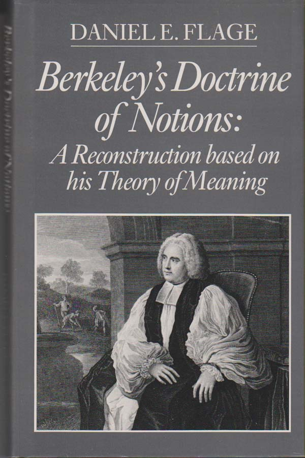 Image for Berkeley's Doctrine of Notions:   A Reconstruction Based on His Theory of Meaning