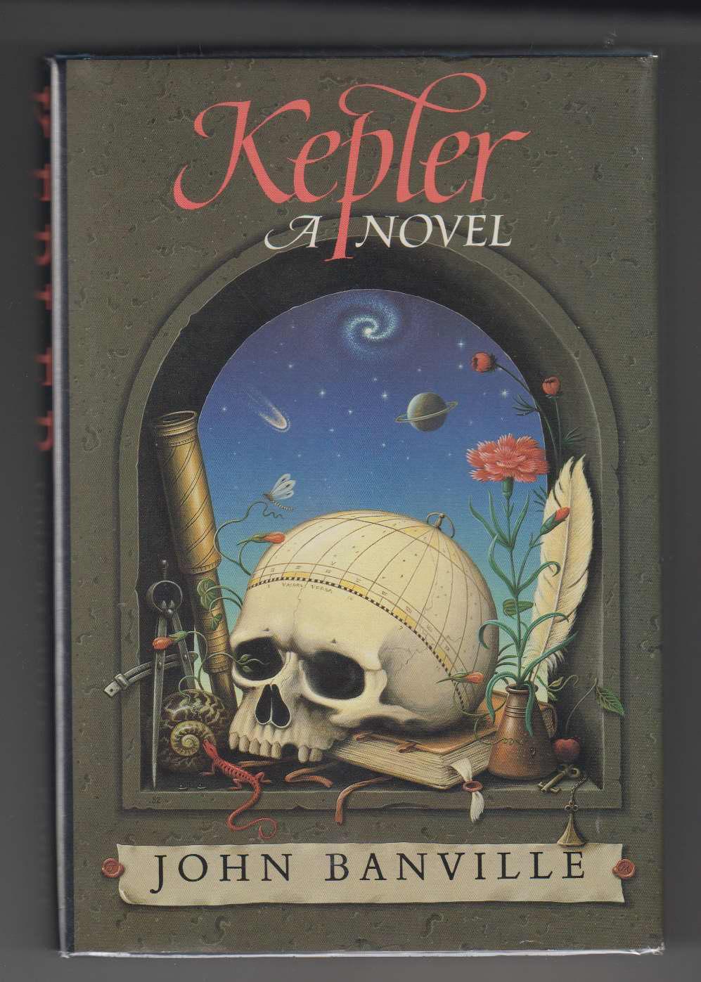 Kepler, Banville, John