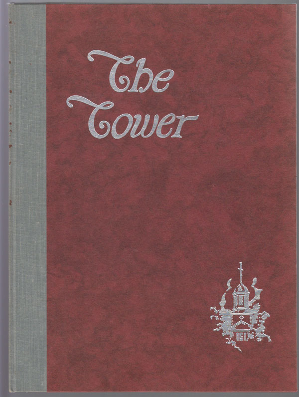 Image for The Tower: Westbrook Junior College [Yearbook] 1954