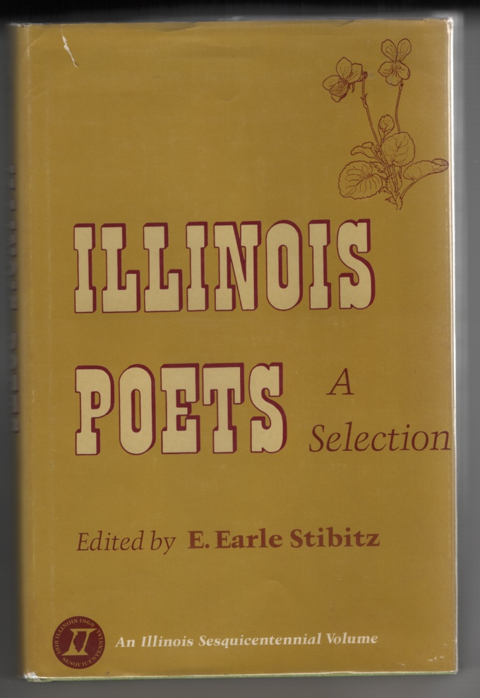 Image for Illinois Poets: a Selection