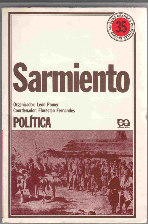 Image for Sarmiento: Politica