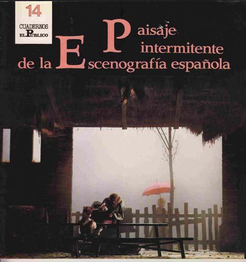 Image for Paisaje Intermitente de la Escenografia Espanola