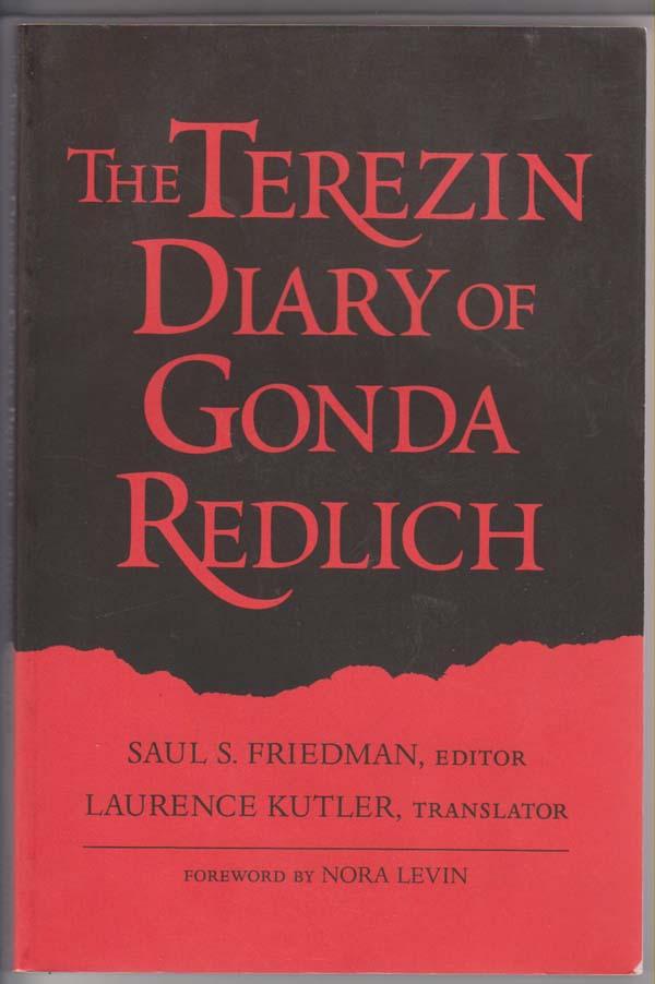 Image for The Terezin Diary of Gonda Redlich
