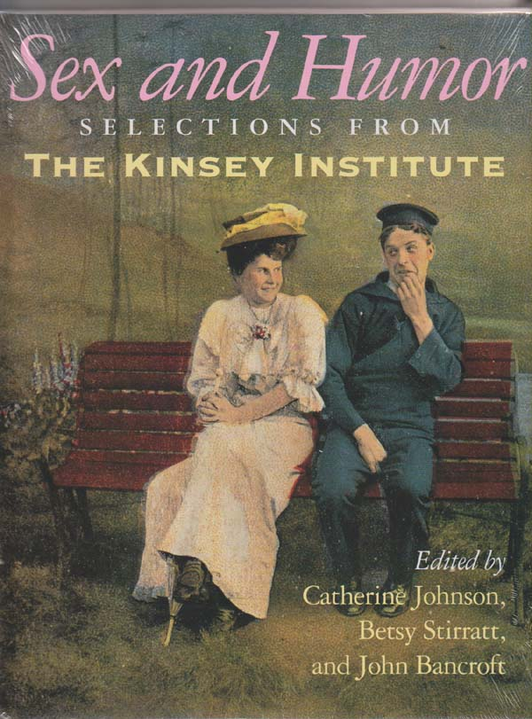 Image for Sex and Humor:   Selections from The Kinsey Institute