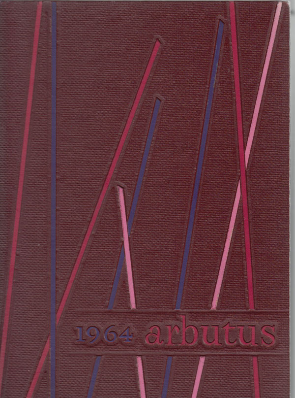 Image for 1964 Arbutus, Indiana University Yearbook, Volume 71