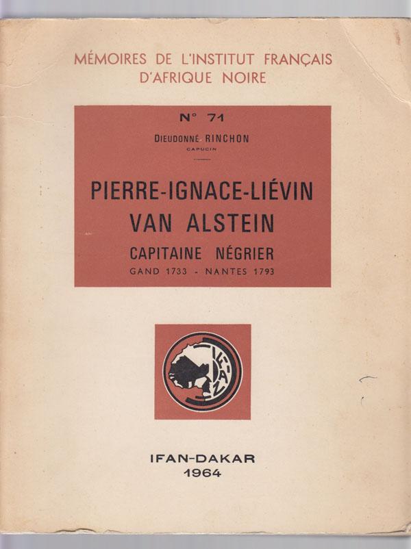 Image for Pierre-Ignace-Lievin Van Alstein, Capitaine Negrier (Gand, 1733 - Nantes, 1793)