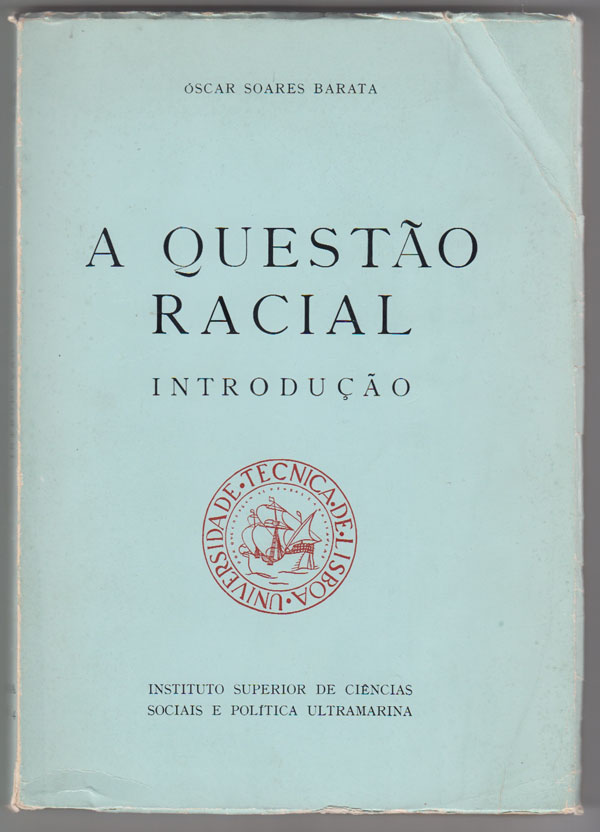 Image for A Questao Racial: Introducao [The Racial Issue: Introduction] (Portuguese Edition)