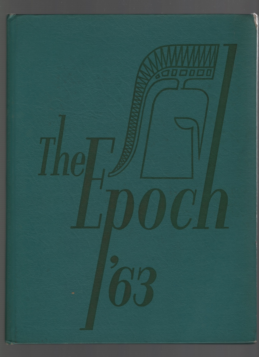 Image for The Epoch '63 [Northside Junior High School, Columbus, Indiana]