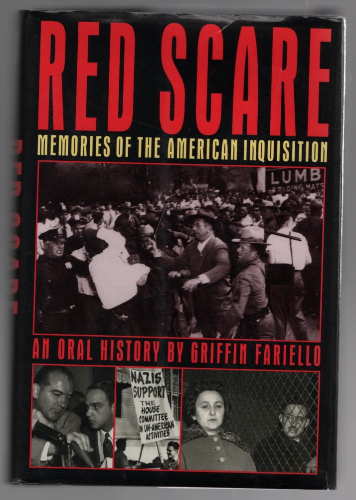 Image for Red Scare  Memories of the American Inquisition : An Oral History