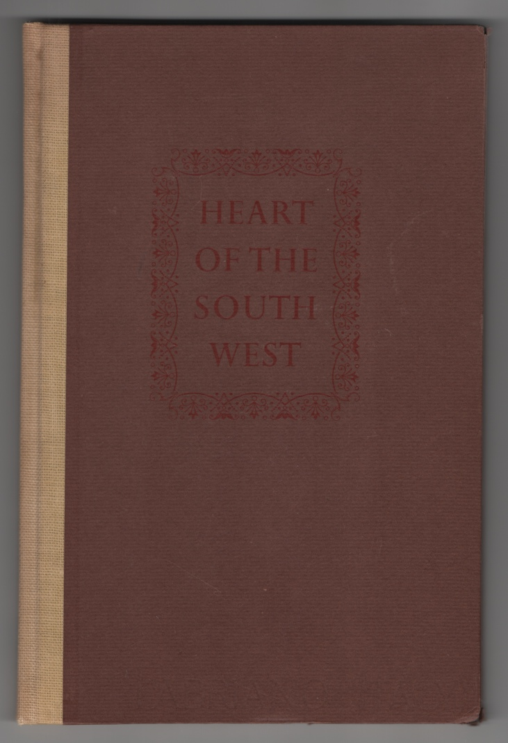 Image for Heart of the Southwest. a Selective Bibliography of Novels, Stories and Tales Laid in Arizona and New Mexico & Adjacent Lands.