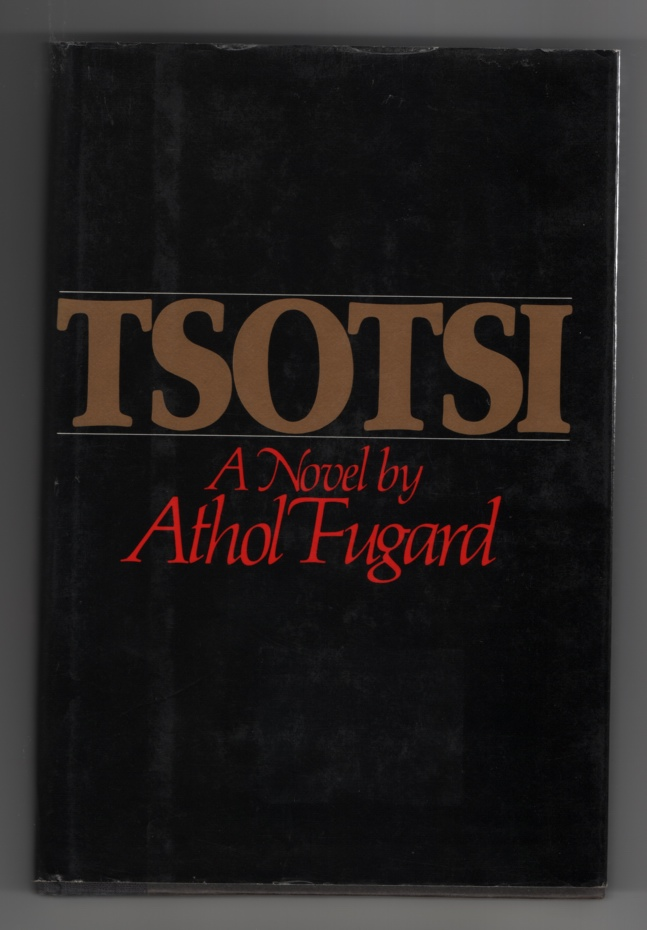 Image for Tsotsi  A novel