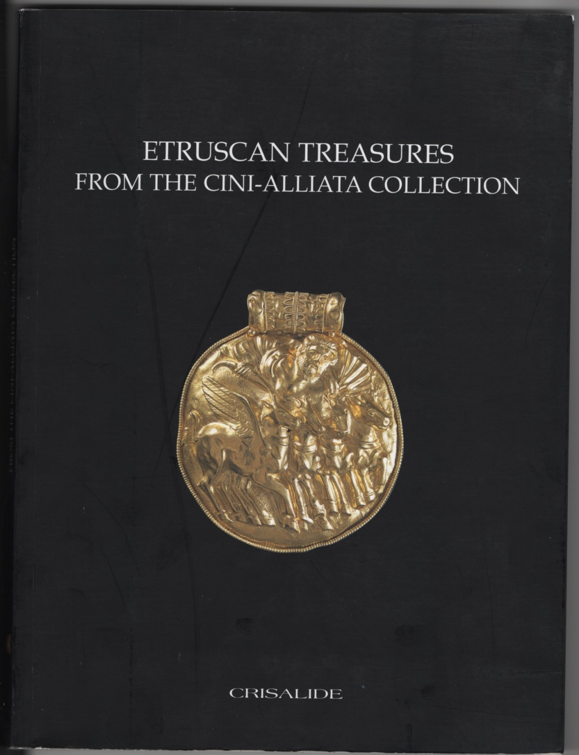 Image for Etruscan Treasures from the Cini-Alliata Collection