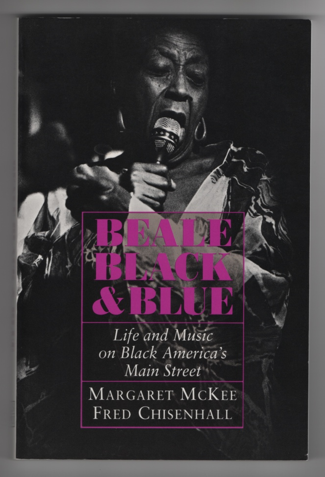 Image for Beale Black and Blue  Life and Music on Black America's Main Street