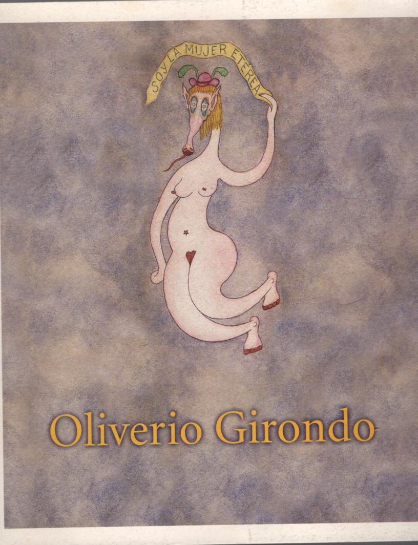 Oliverio Girondo: Exposicion Homenaje 1967-2007, Girondo, Oliverio