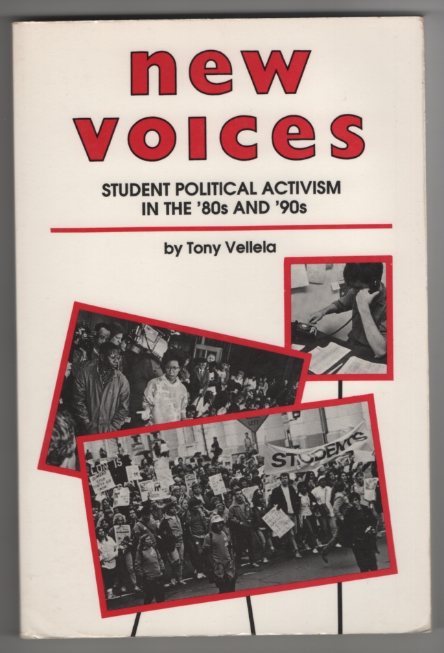 Image for New Voices  Student Political Activism in the '80s and '90s