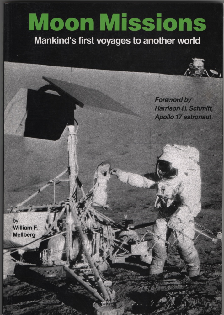 Image for Moon Missions  Mankind's First Voyages to Another World