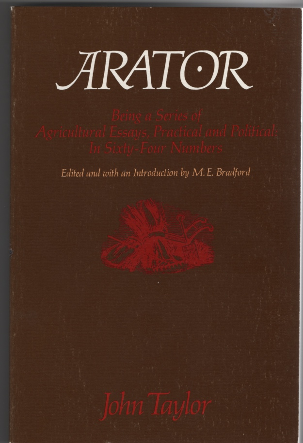 Image for Arator  Being a Series of Agricultural Essays, Practical and Political- in Sixty-Four Numbers