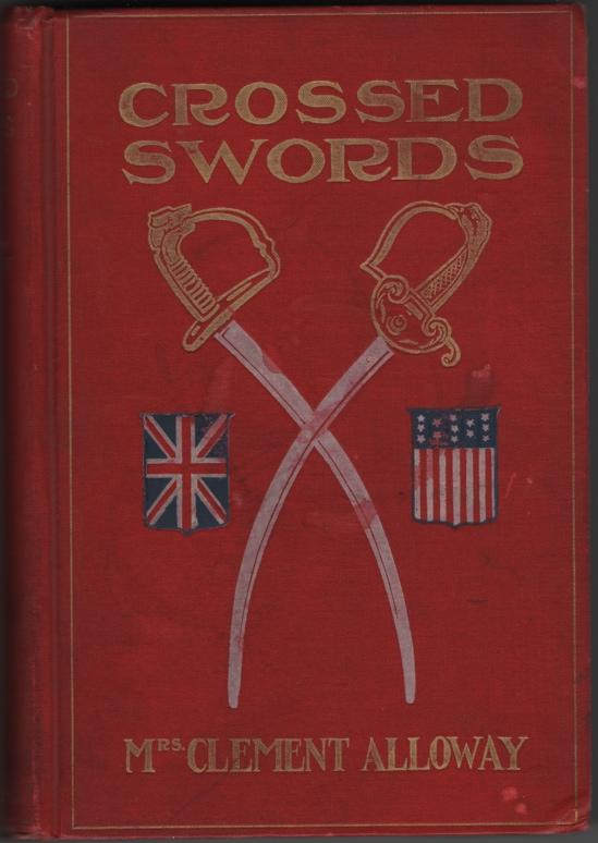 Crossed Swords, Alloway, Mrs. Clement