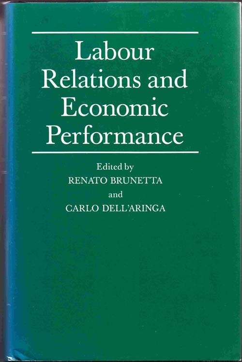 Image for Labour Relations and Economic Performance