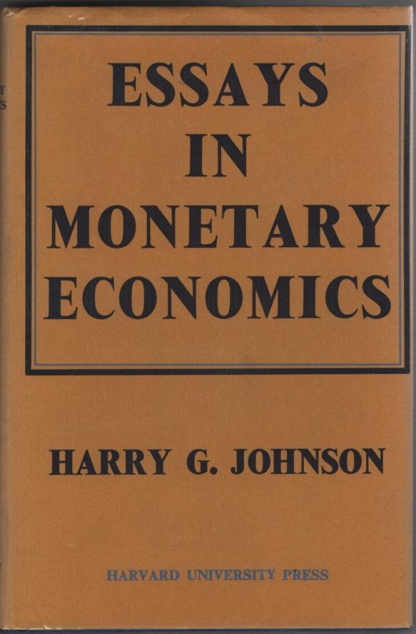 Image for Essays in Monetary Economics
