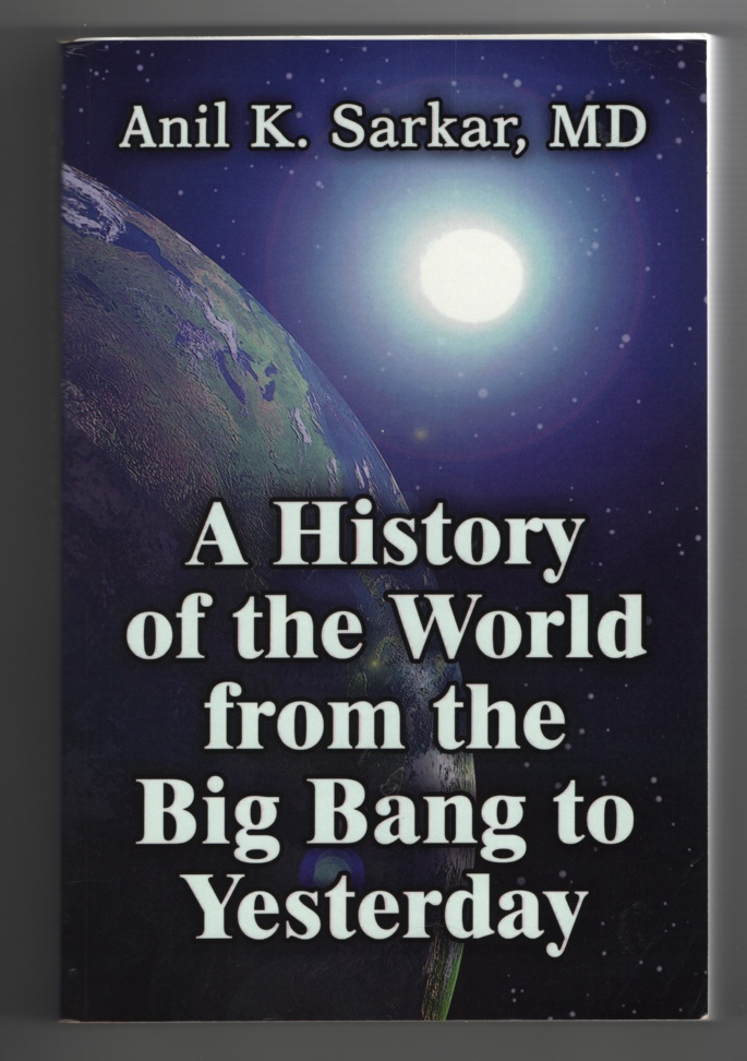 Image for A History of the World from the Big Bang to Yesterday