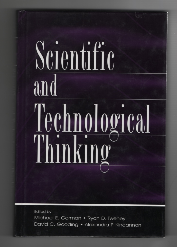 Image for Scientific and Technological Thinking