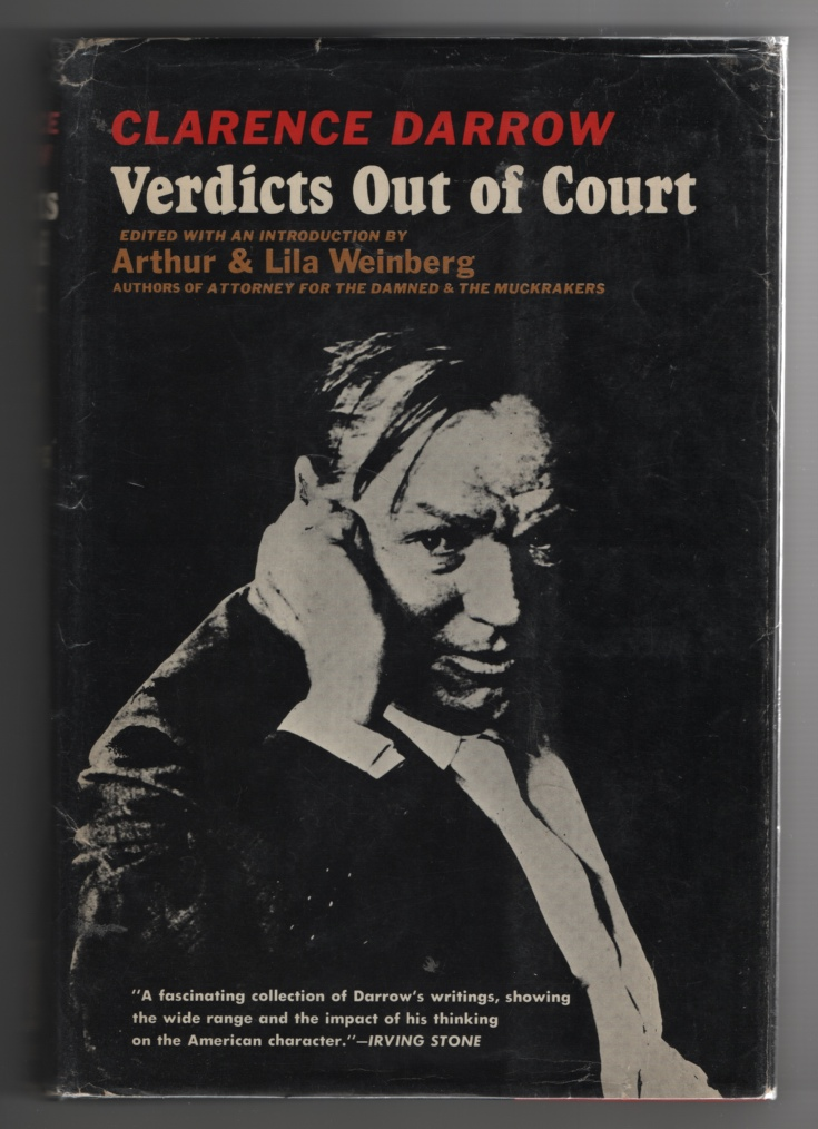 Image for Clarence Darrow Verdicts out of Court