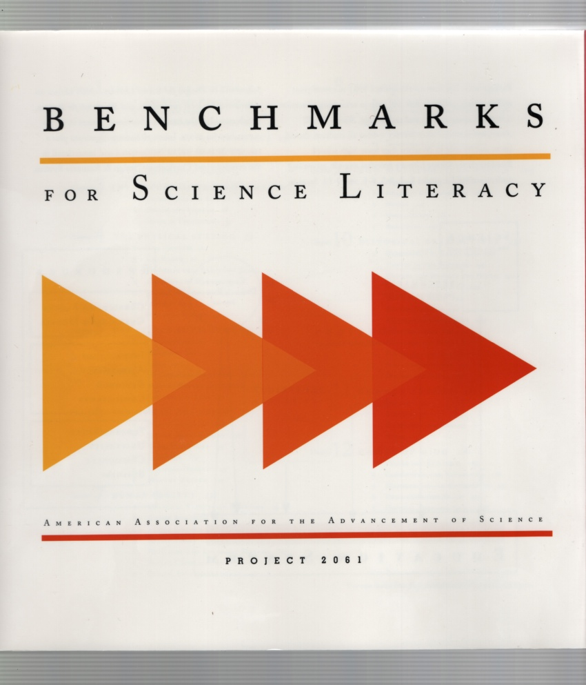 Image for Benchmarks for Science Literacy