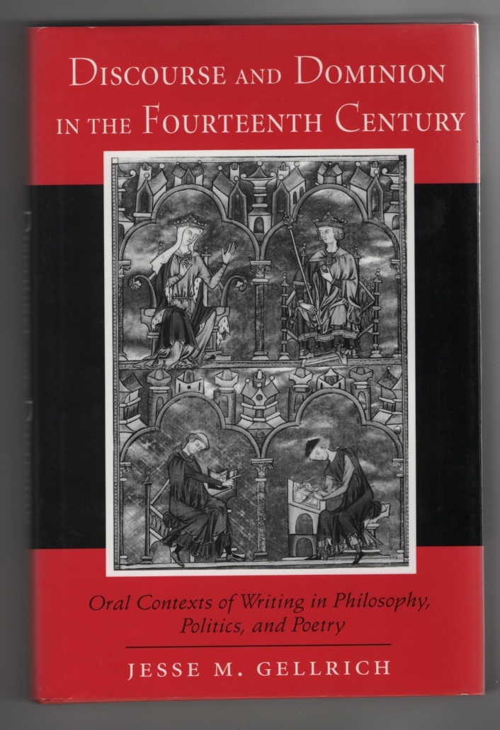 Image for Discourse and Dominion in the Fourteenth Century