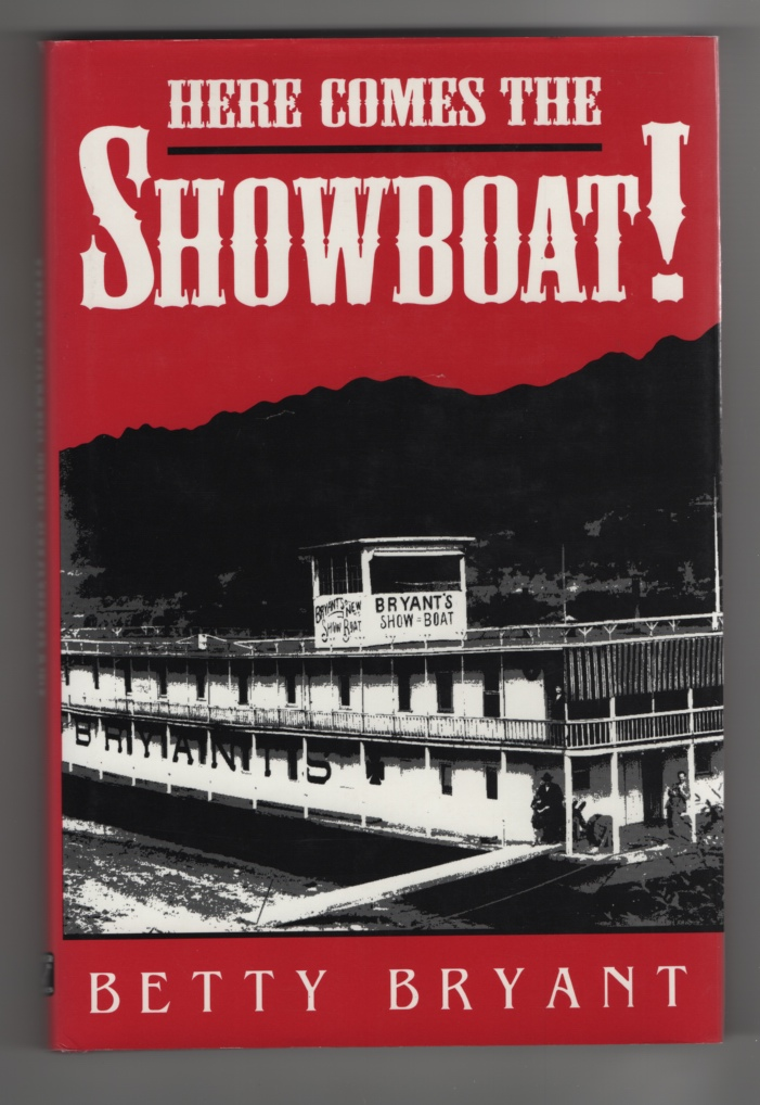 Image for Here Comes the Showboat!