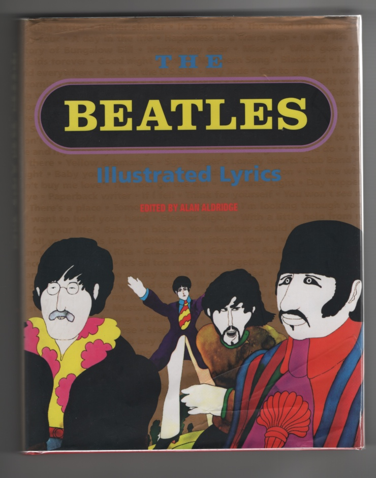 The Beatles Illustrated Lyrics, Aldrige, Alan