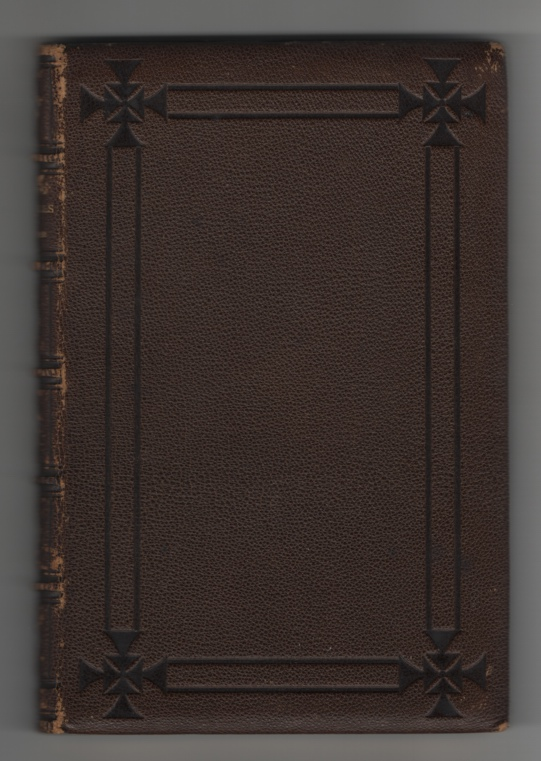 Among the Hills and Other Poems (Leather), Whittier, John Greenleaf