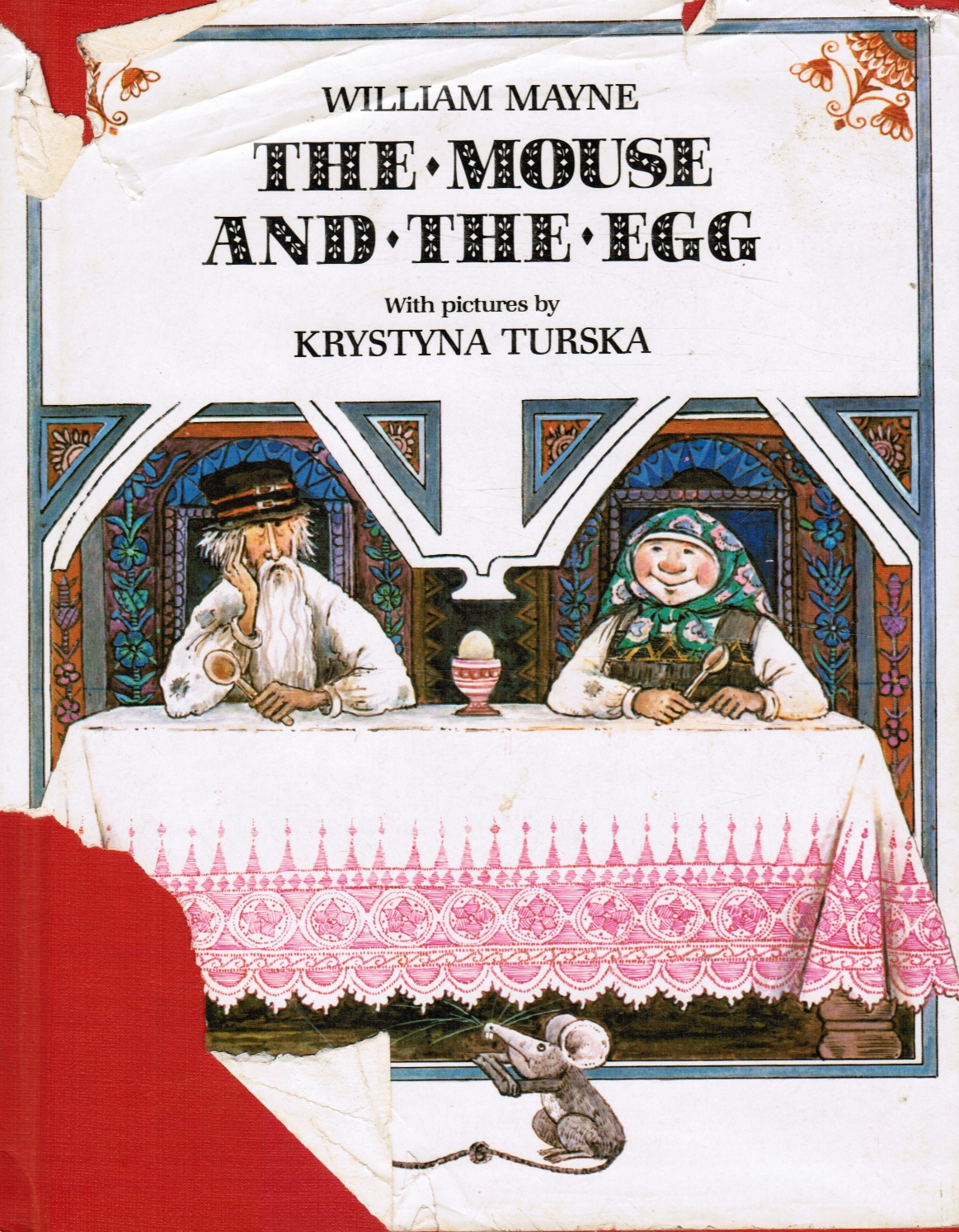 Image for The Mouse And The Egg