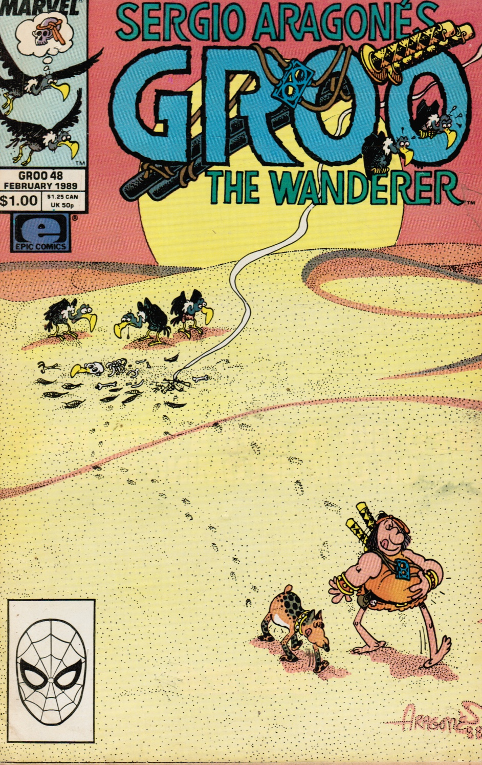 Image for Groo The Wanderer #48