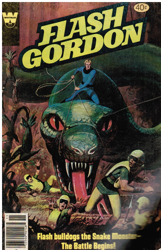 Image for Flash Gordon #26: The Land of Serpents