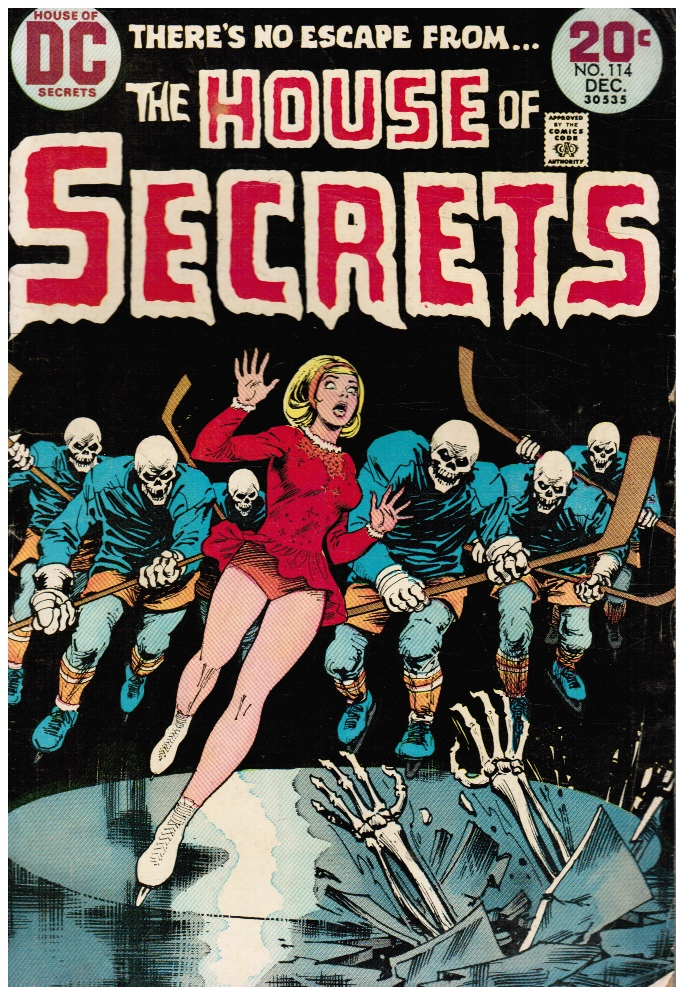 Image for The House Of Secrets #114
