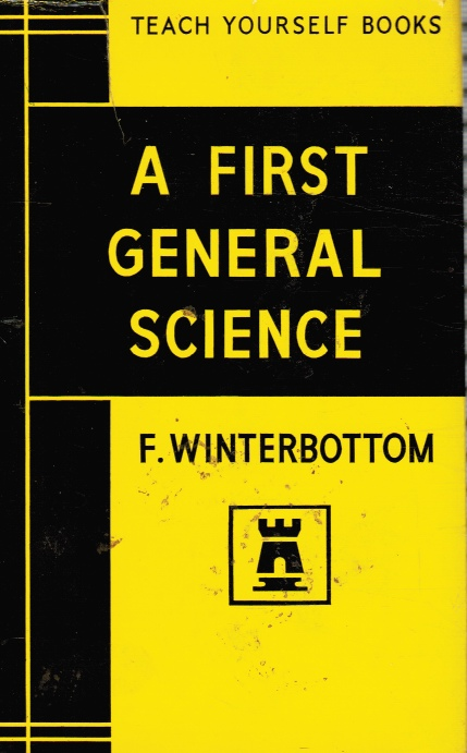 Image for A First General Science
