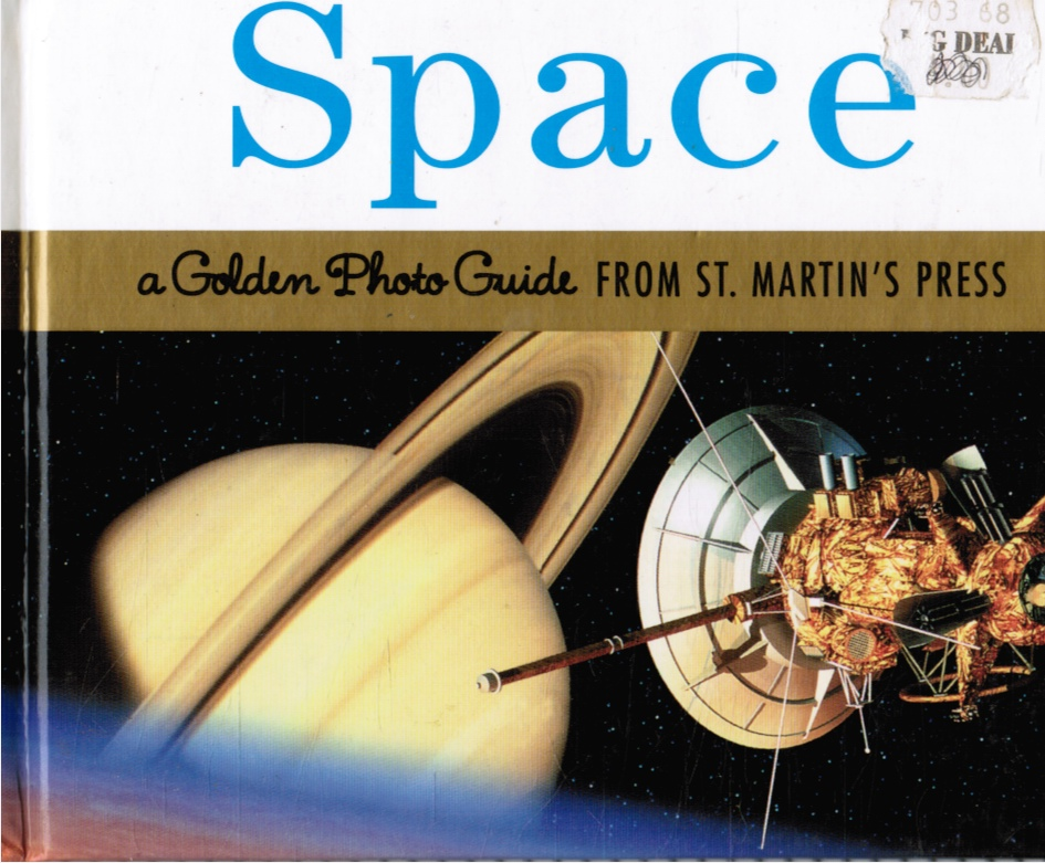 Image for Space: a Golden Photo Guide