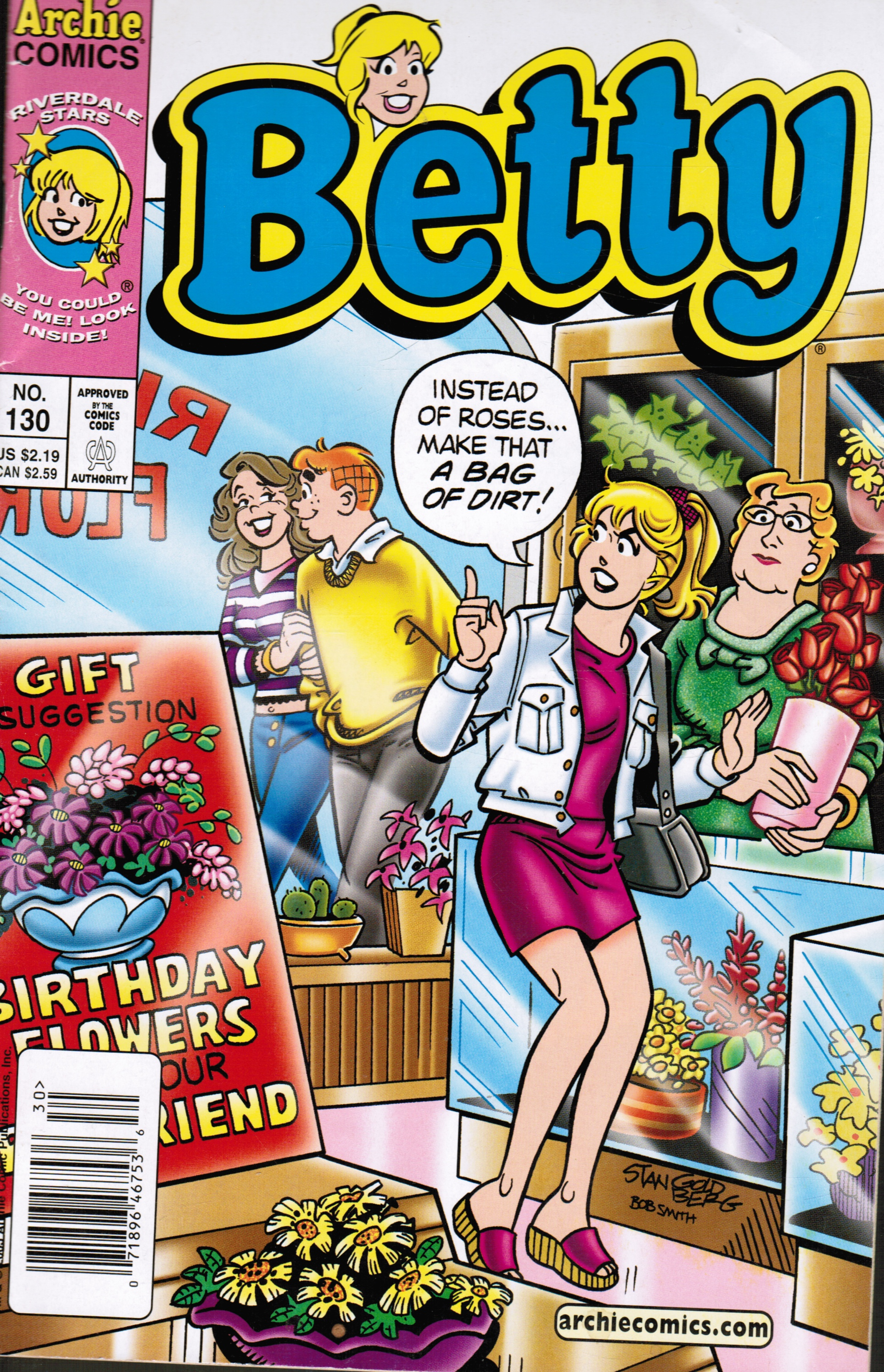 Image for Betty #130